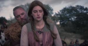 Aethelflaed and Erik The Last Kingdom