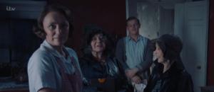 aunt hermione the durrells