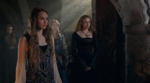 elizabeth and cecily the white princess
