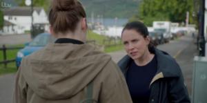 laura fraser the loch episode 2