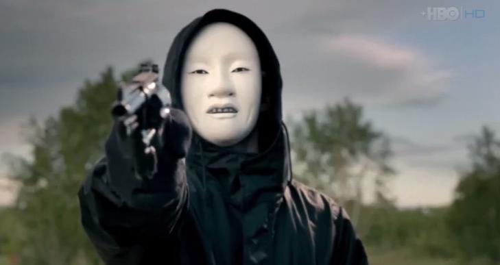 tin star episode 1 masked gunman