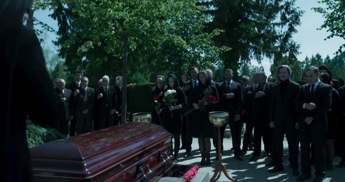 natasha funeral mcmafia episode 8