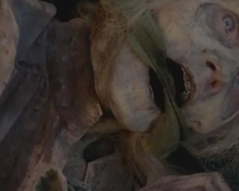 Paul Spector Zombie
