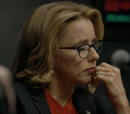 Madam secretary tamerlane review reel mockery for Why is bebe neuwirth leaving madam secretary
