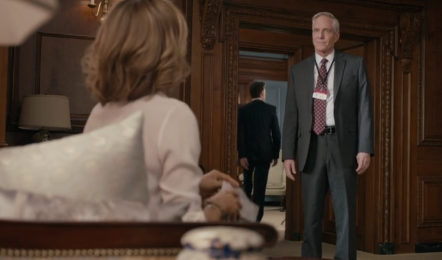 Madam secretary finale recap and review reel mockery for Why is bebe neuwirth leaving madam secretary