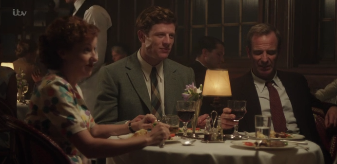 Sidney and Geordie Grantchester