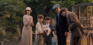 gerald the durrells in corfu