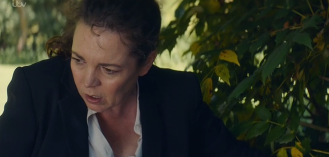 Olivia Colman Broadchurch S3