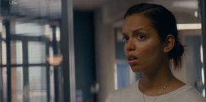 Actress Georgina Campbell Broadchurch