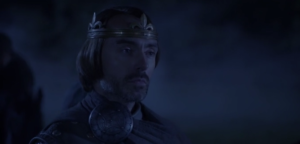 alfred army the last kingdom