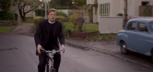 sidney chambers bicycle grantchester