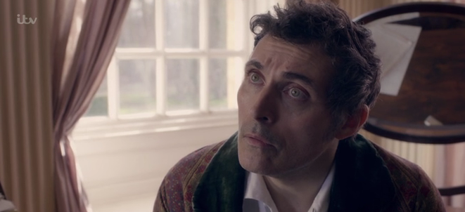 actor rufus sewell victoria s2
